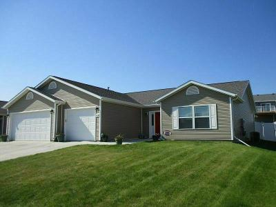 Bismarck Single Family Home For Sale: 4804 Coleman Street