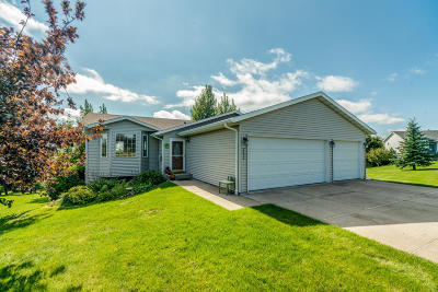 Bismarck ND Single Family Home For Sale: $340,000