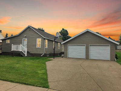 New Salem Single Family Home For Sale: 307 6th Street N