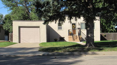Bismarck Single Family Home For Sale: 1714 Bowen Avenue