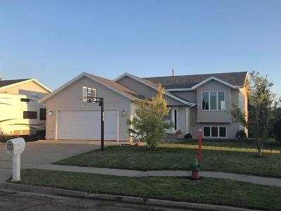 Mandan Single Family Home For Sale: 3907 43rd Street NW