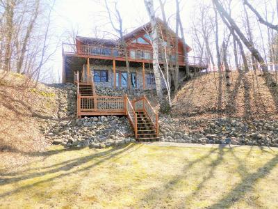 Frazee Single Family Home For Sale: 34145 Scalp Trail