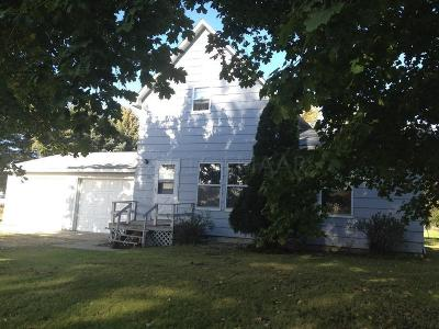 Milnor ND Single Family Home For Sale: $65,900