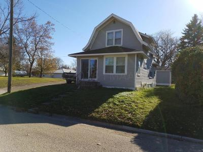 Forman ND Single Family Home For Sale: $49,900