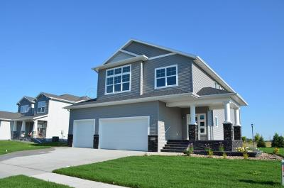 West Fargo Single Family Home For Sale: 3610 Houkom Drive E