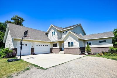 West Fargo Single Family Home For Sale: 5110 McMahon Estates Circle