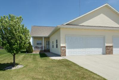 Moorhead Condo/Townhouse For Sale: 4844 Westminster Drive
