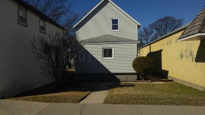 Hawley Single Family Home For Sale: 419 6th Street