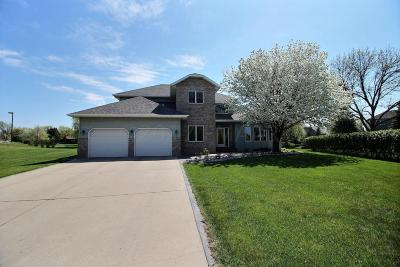 Moorhead Single Family Home For Sale: 3908 River Oak Circle