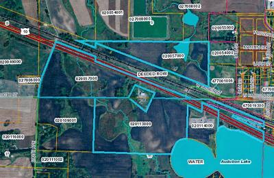 Audubon Residential Lots & Land For Sale: Hwy 10 --