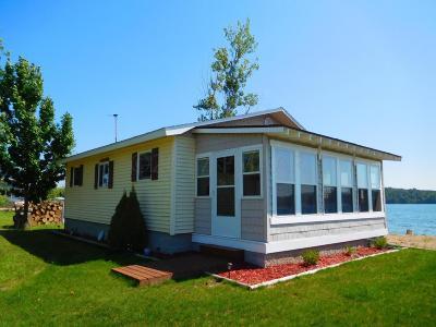 Perham Single Family Home For Sale: 45936 Devils Lake Road
