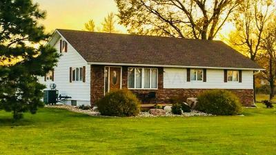 Enderlin Single Family Home For Sale: 13562 Feeney Drive
