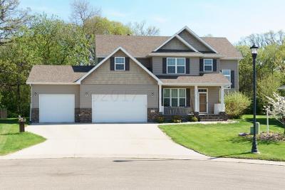 West Fargo Single Family Home For Sale: 222 36 1/2 Avenue Place E