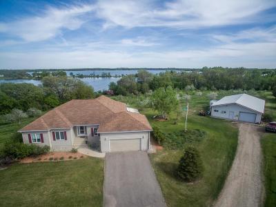 Lake Park Single Family Home For Sale: 11545 Lake Ida Lane W