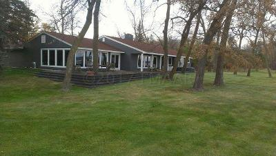 Detroit Lakes Single Family Home For Sale: 2044 Long Bridge Road