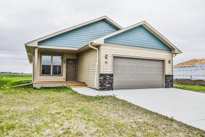 Horace Single Family Home For Sale: 90 6 Street E