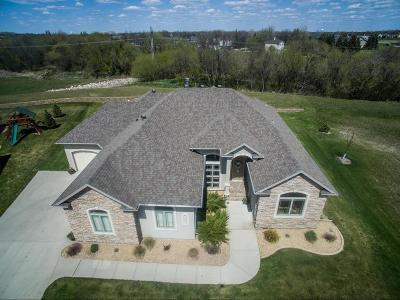 Fargo Single Family Home For Sale: 4755 Douglas Drive S