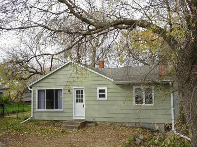 Barnesville Single Family Home For Sale: 45881 County Hwy 21 --
