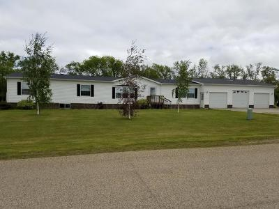 Forman ND Mobile Home For Sale: $115,000