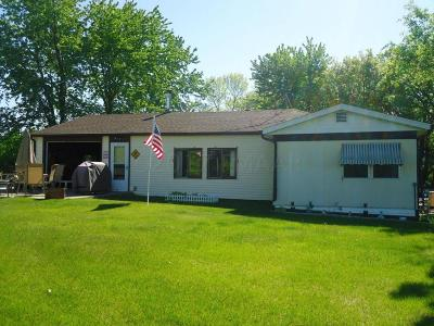 Pelican Rapids Single Family Home For Sale: 20013 Tamarac Road