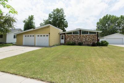 Moorhead Single Family Home For Sale: 529 Birch Lane