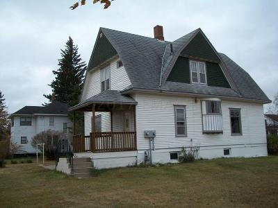 Ada Single Family Home For Sale: 20 2nd Street E