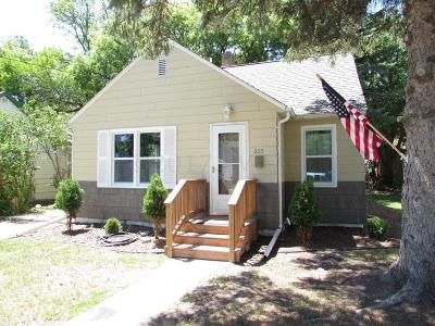 Single Family Home For Sale: 205 14th Street S