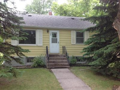 Dilworth Single Family Home For Sale: 109 2 Street SW