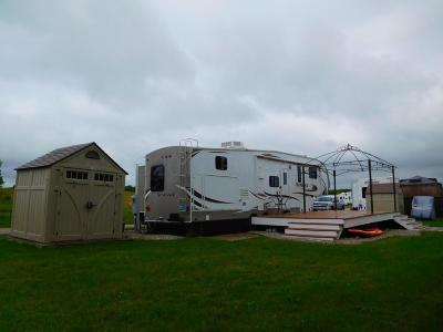 Detroit Lakes Mobile Home For Sale: 1540 Us Highway 59 -- #LOT 234