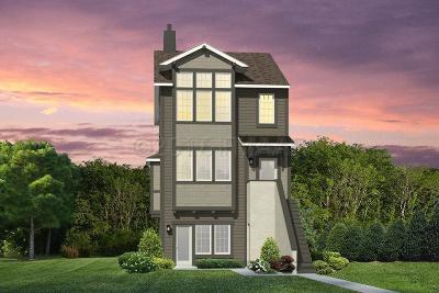 West Fargo Condo/Townhouse For Sale: 3308 6 Way E #D