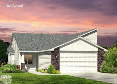 West Fargo Condo/Townhouse For Sale: 545 C 34 Way E
