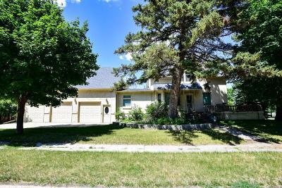 Hankinson Single Family Home For Sale: 401 3rd Street SW