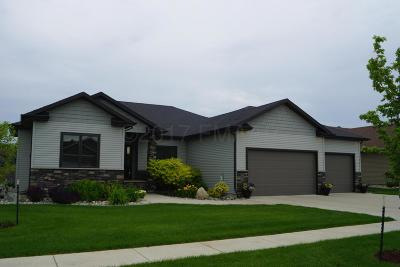 West Fargo Single Family Home For Sale: 3854 3rd Street E