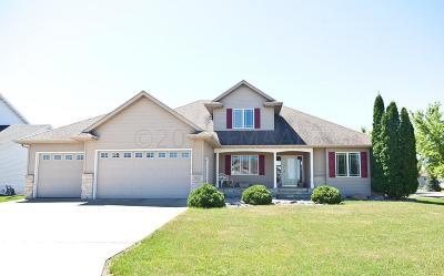 Moorhead Single Family Home For Sale: 603 42nd Avenue S