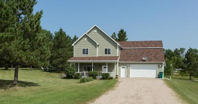 Lake Park Single Family Home For Sale: 12300 Co Hwy 4 --