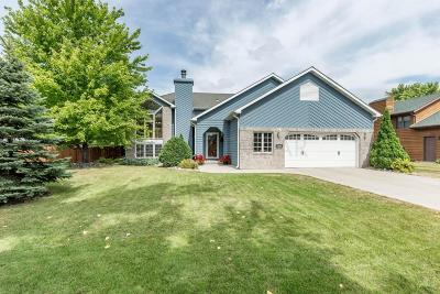 West Fargo Single Family Home For Sale: 906 Sommerset Drive