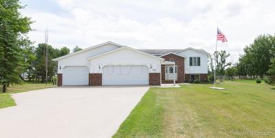 Horace Single Family Home For Sale: 8010 Sunset Drive