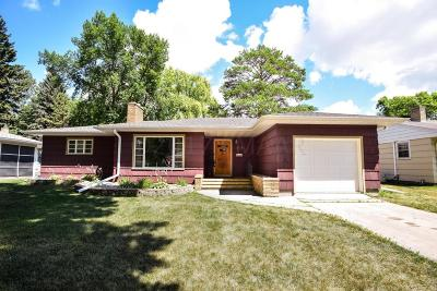 Single Family Home For Sale: 1508 3rd Street S