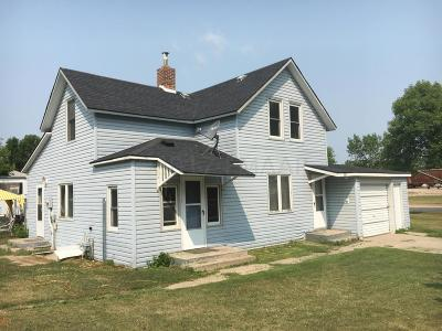 Hawley Single Family Home For Sale: 221 8 Street