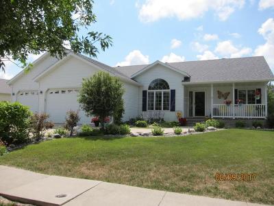 West Fargo Single Family Home For Sale: 749 Lakeridge Drive