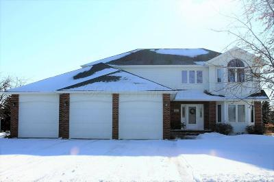 Casselton Single Family Home For Sale: 613 Fairway Drive