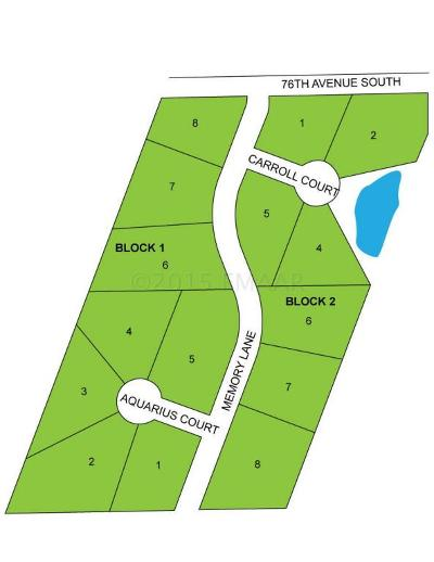 Horace Residential Lots & Land For Sale: 7601 Carroll Court