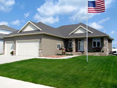 Fargo Single Family Home For Sale: 6856 23 Street S