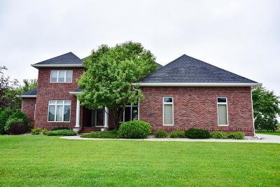 Fargo Single Family Home For Sale: 2065 Rose Creek Boulevard S