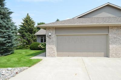 Moorhead Condo/Townhouse For Sale: 4408 River Haven Road S