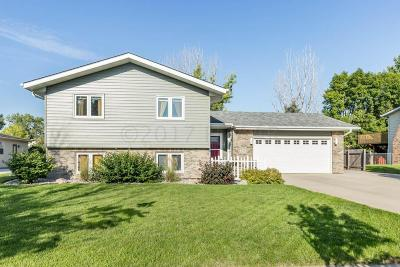 West Fargo Single Family Home For Sale: 820 Dolores Drive