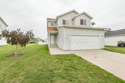 Fargo ND Single Family Home For Sale: $234,000