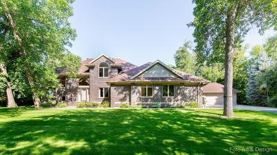 West Fargo Single Family Home For Sale: 5100 McMahon Estates Circle