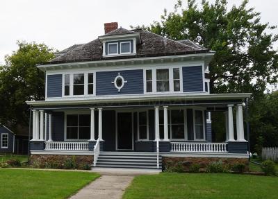 Barnesville Single Family Home For Sale: 361 2 Street NE