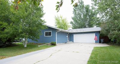 Moorhead Single Family Home For Sale: 522 Appletree Lane